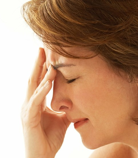Patients with tension-type headaches had a significantly higher prevalence of anxiety and depression.