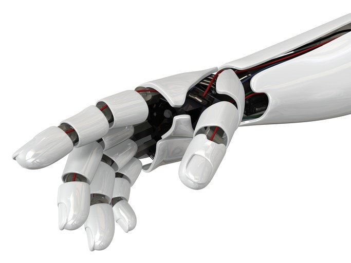 A phantom decoder used MEG signals from the phantom hand to control the robotic hand.