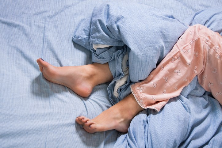Over 80% of individuals who have RLS also suffer from periodic limb movement of sleep.
