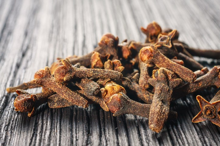 Cloves for Oral Cavity Pain
