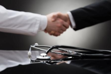 HIPAA clearly states providers should have business associate agreements with vendors that receive, maintain, or transmit protected health information,