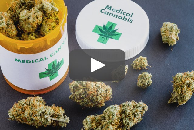 Substantial portion of medical cannabis users stop taking or self-adjust dosage of pharmaceuticals