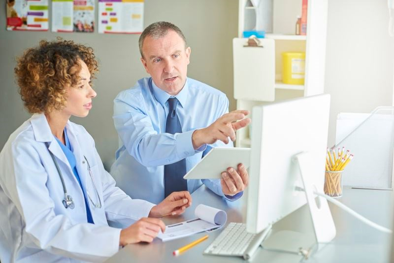 Provider-reported rates of burnout may be lower in small independent primary care practices than in larger practices.