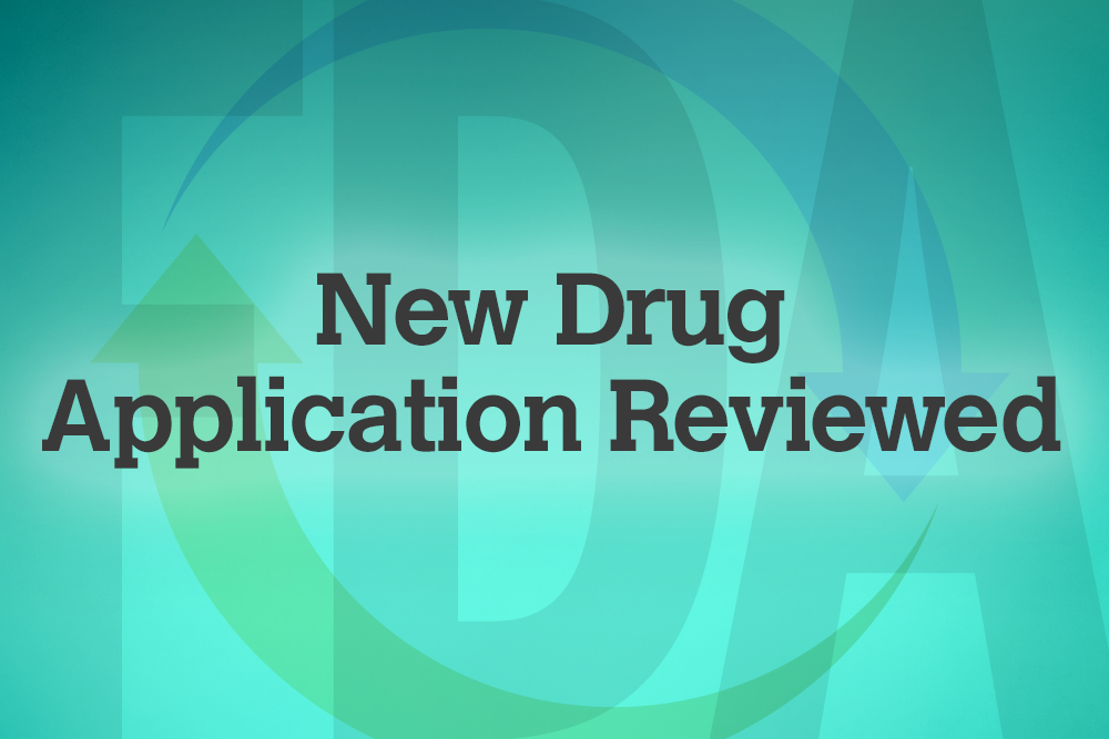FDA Accepts New Drug Application for Novel Buprenorphine Sublingual Spray