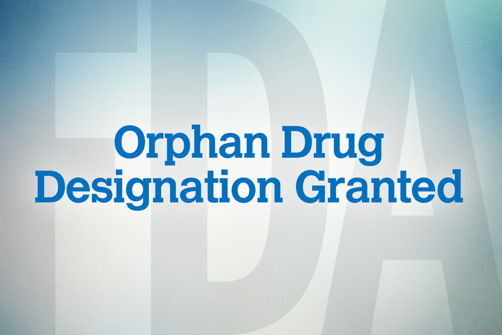 Treatment for Transthyretin Amyloidosis Granted Orphan Drug Designation