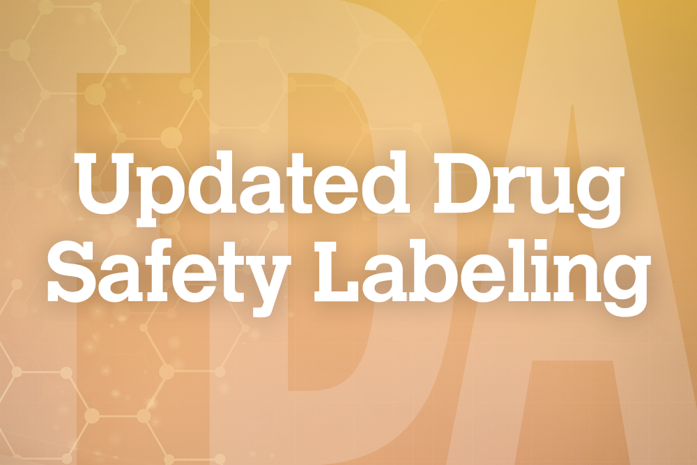 FDA Approves Labeling Update for Several HCV Drugs