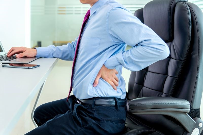 Gabapentinoid treatment may not offer significant benefits for the treatment of chronic low back pain.