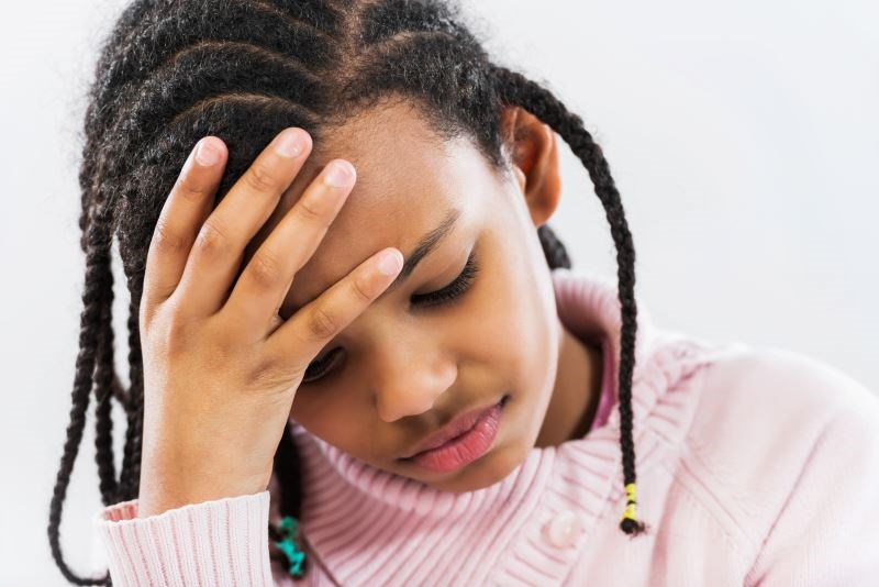 The management of pediatric headache often includes lifestyle modification counseling, pain relief with over-the-counter medications or triptans, and measures to avoid medication overuse.