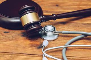 Despite the plaintiff's objections, consent-related evidence and evidence pertaining to the known risks and complications of hysterectomies were presented at trial.