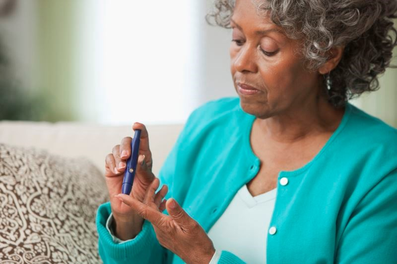 Type 1, Type 2 Diabetes Associated With Lower Risk for Migraine