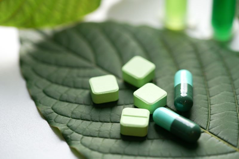 Kratom-Containing Dietary Supplements Recalled