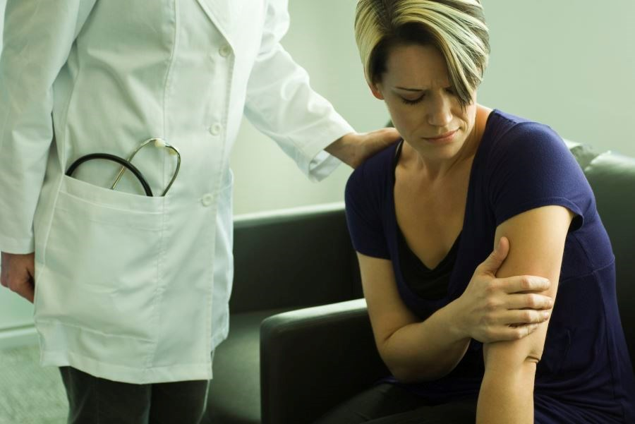 Weighted Score May Help in Diagnosing CRPS