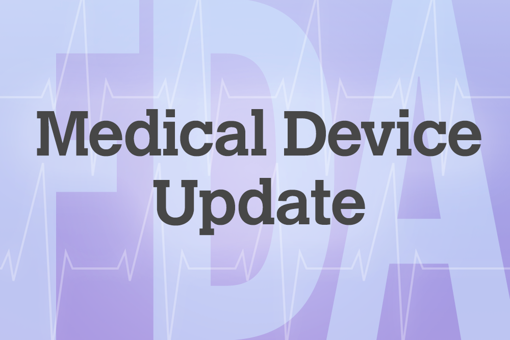 FDA to Update Medical Device Approvals Process