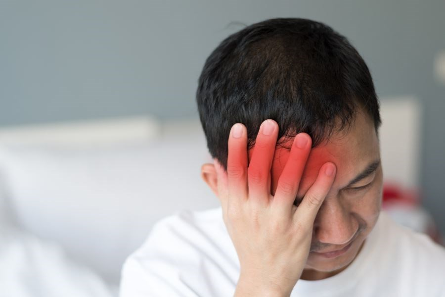 The online survey comprised 187 multiple-choice questions, including demographics, headache characteristics, family history, smoking exposure, and disability related to headache.