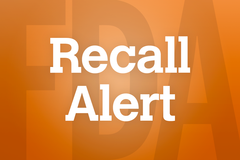 The voluntary recall by the Pfizer subsidiary is for Carpuject single-use cartridge syringe system of naloxone hydrochloride injection, USP.