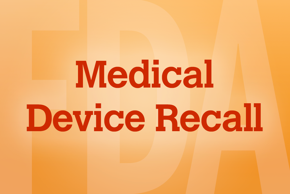 The recall is due to continued reports of both Type IIIa and IIIb endoleaks.
