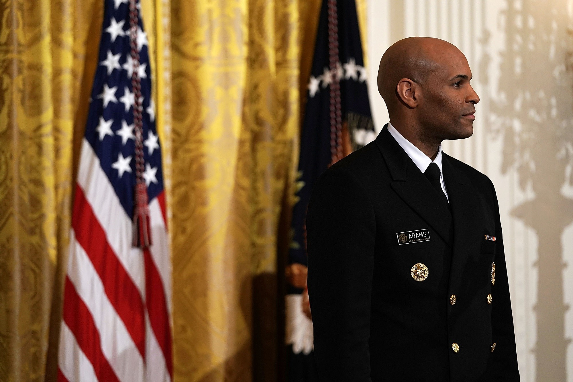U.S. Surgeon General Urges More Americans to Carry Naloxone