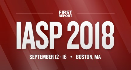 IASP 2018 Conference: Preview of Live Coverage
