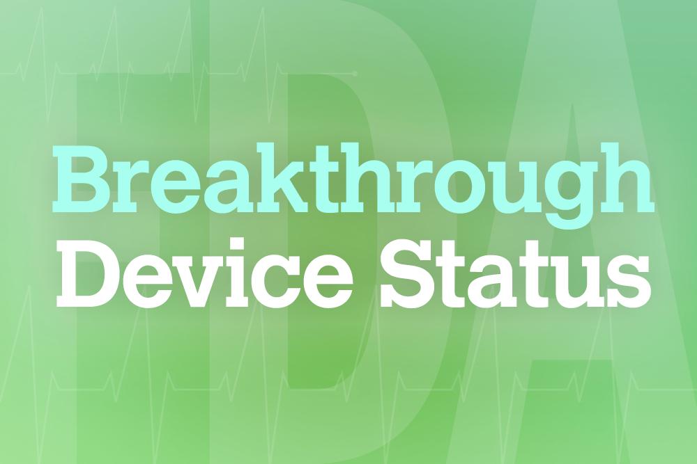 FDA Grants Breakthrough Device Designation to Bloodless Hyperkalemia Test