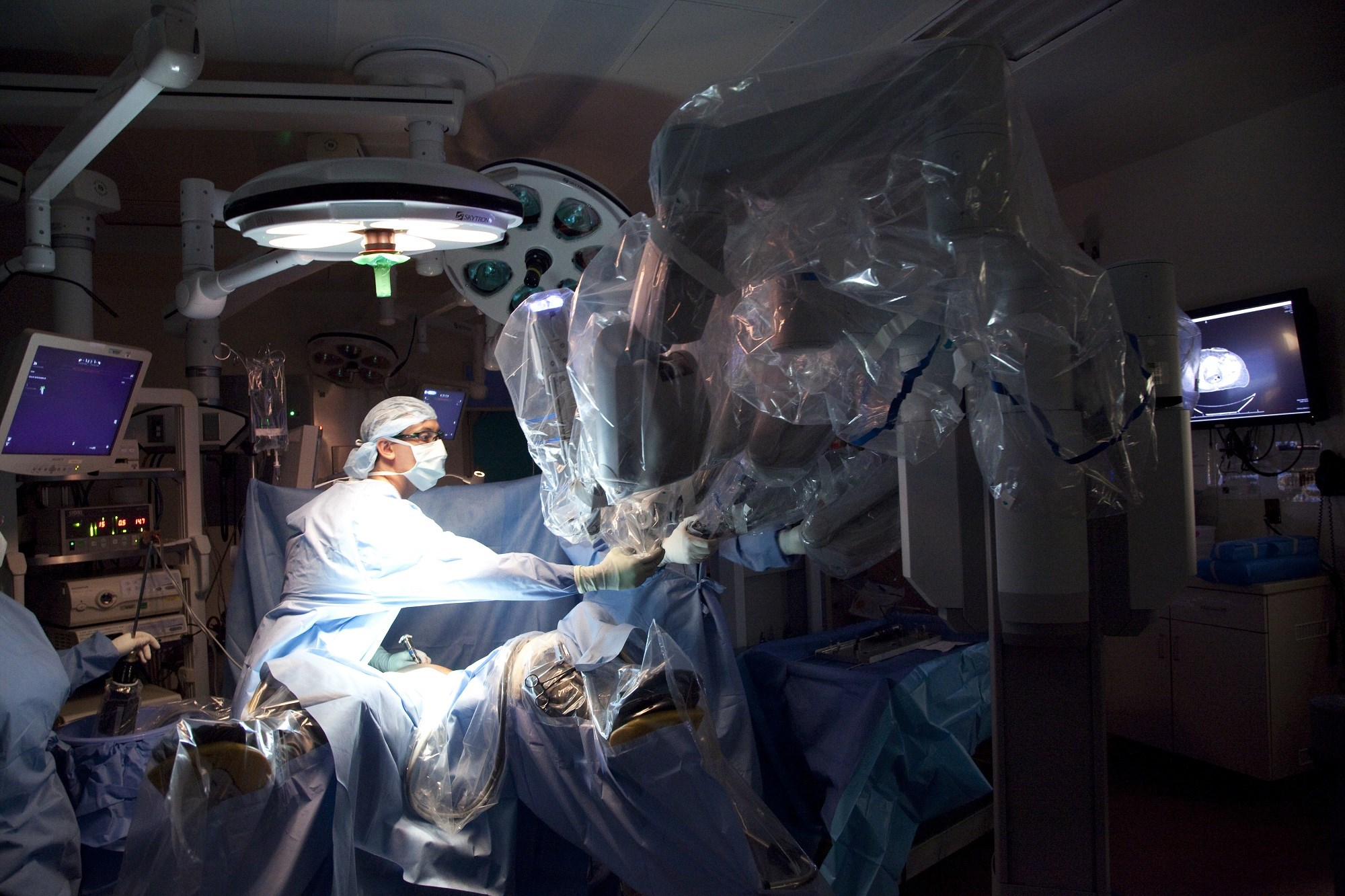 Celecoxib Offers Pain Relief Comparable to Ketorolac After Robotic Hysterectomy