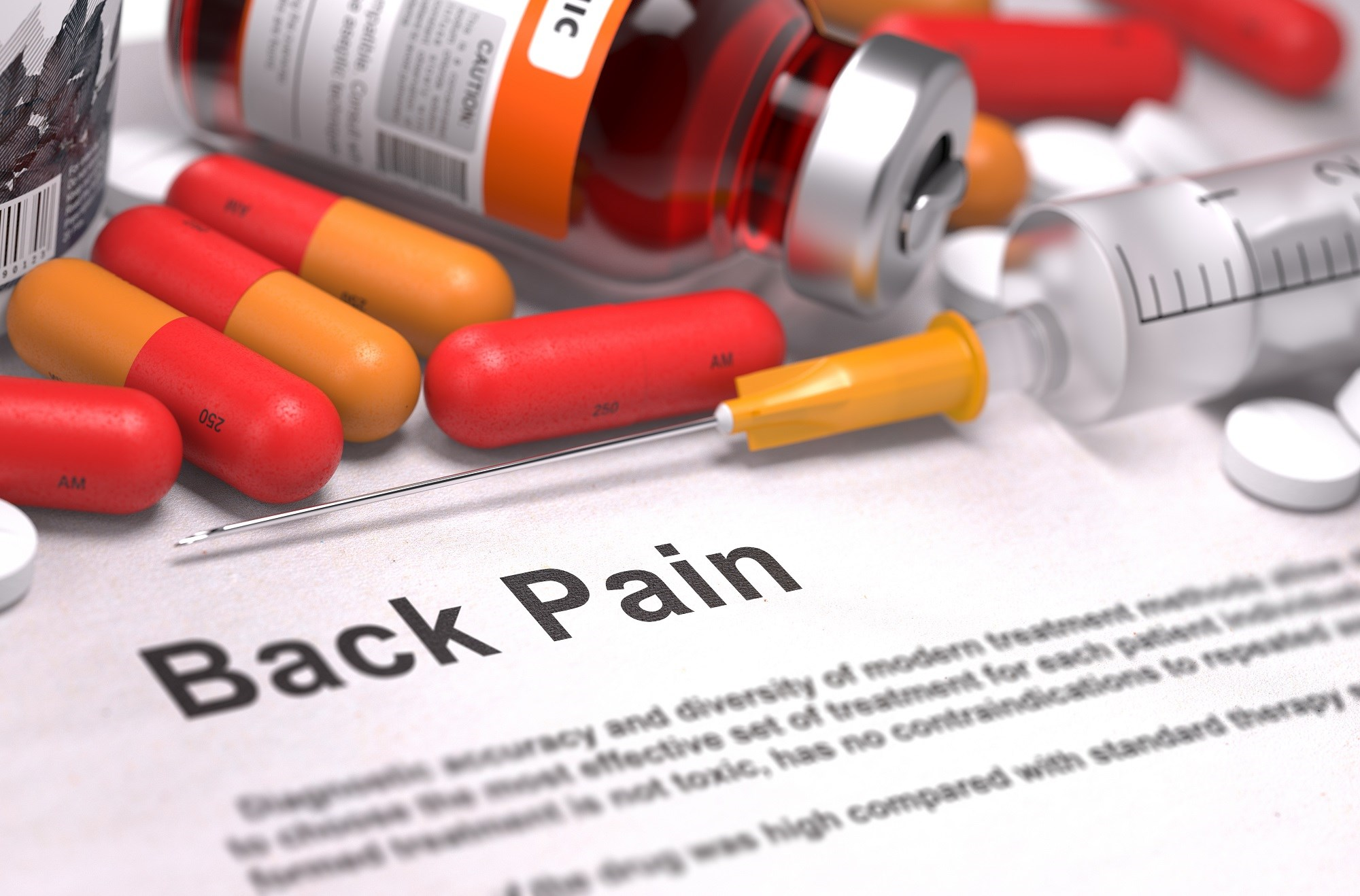 Gabapentin Superior to Pregabalin for Chronic Sciatica