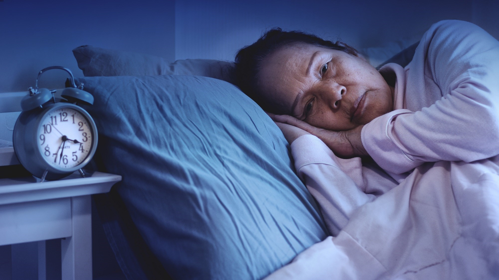 Adult patients with symptoms of insomnia and fibromyalgia were asked to complete assessments of insomnia symptoms, pain, and use of medication for sleep and pain.