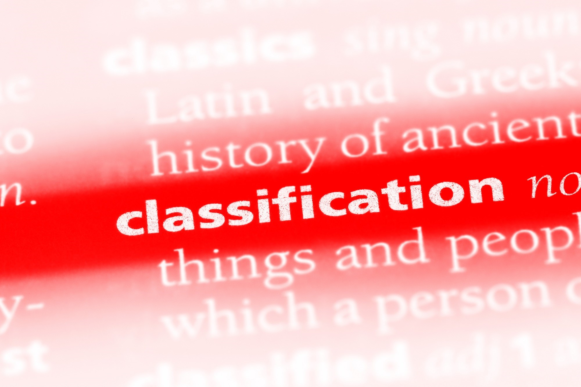 IASP Updates Classification of Chronic Pain